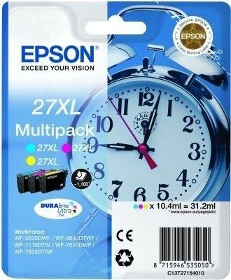 Epson Multipack C/M/Y XL cyan, magenta, gelb