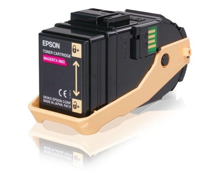 Epson Original - Toner magenta - C13S050603