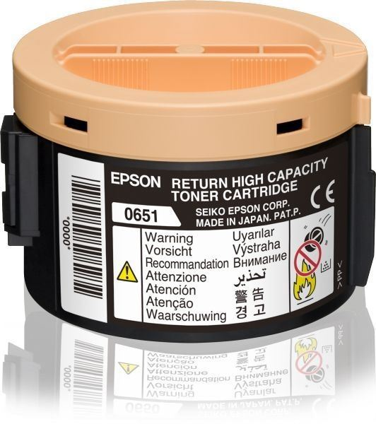 Epson Original - Toner Return Program HC - C13S050