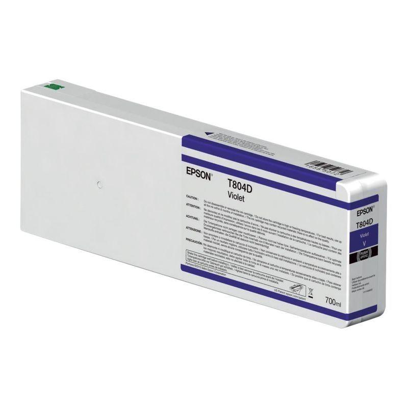 Epson Original HC Tinte violett T804D00 - C13T804D00