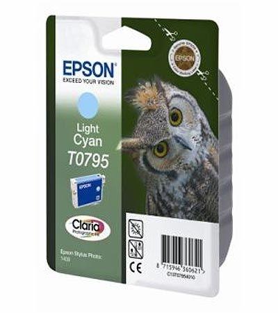 Epson Original Tinte light cyan T0795