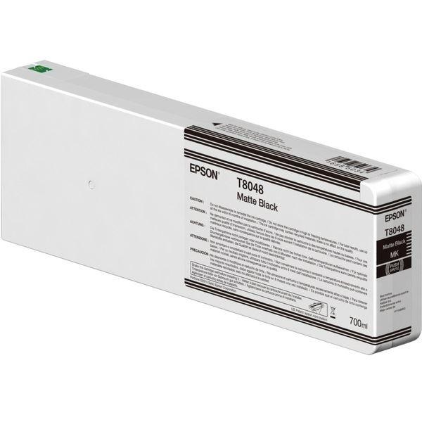 Epson Original Tinte mattschwarz - C13T804700