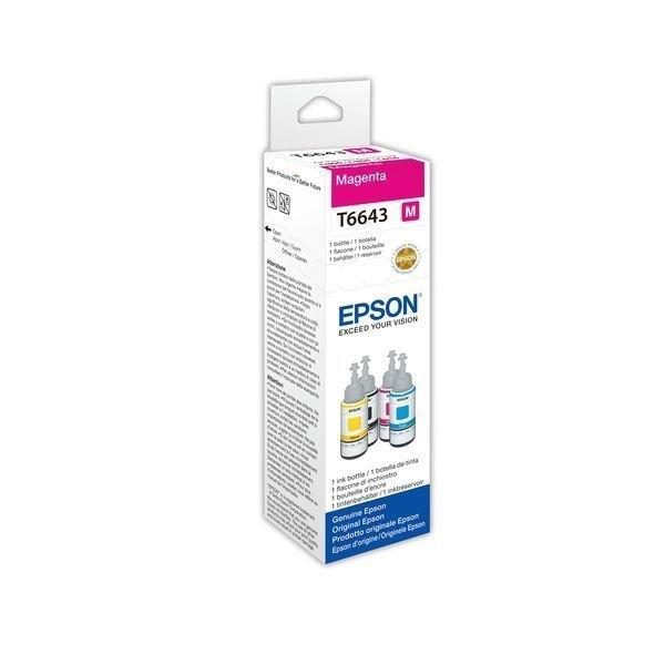 Epson Original Tintenpatrone magenta - T6643