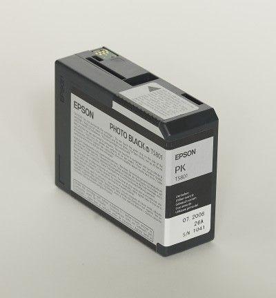 Epson Tinte fotoschwarz für Pro3800, T580100