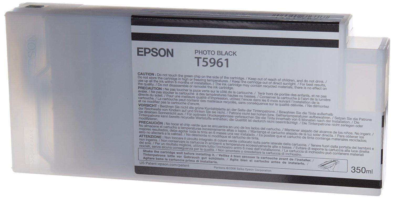 Epson Tinte fotoschwarz für Pro7700, T596100