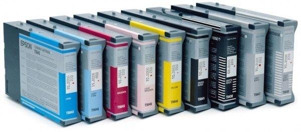 Epson Tinte für Pro 4880 matt schwarz, HC