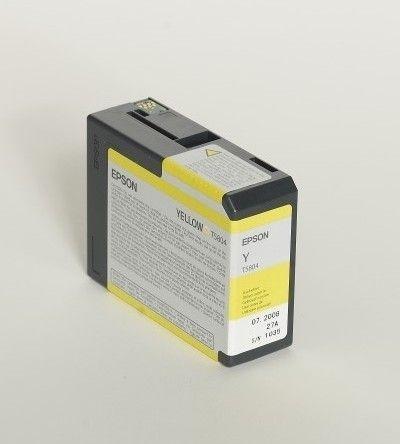Epson Tinte gelb für Pro3800, T580400