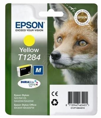 Epson Tinte gelb für SX125, T12844010