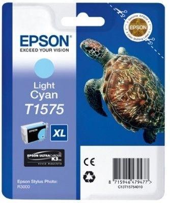 Epson Tinte light cyan für R3000, T15754010