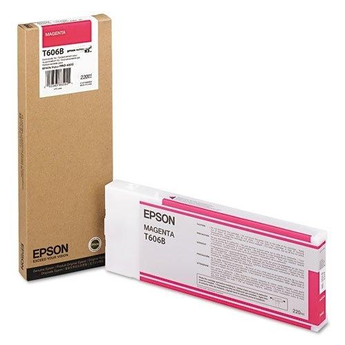 Epson Tinte magenta HC für Pro 4800, T606B00