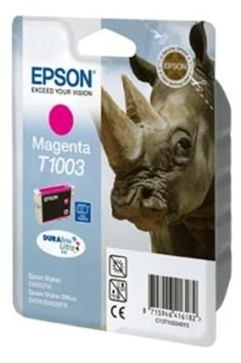 Epson Tinte magenta T1003, DURABrite