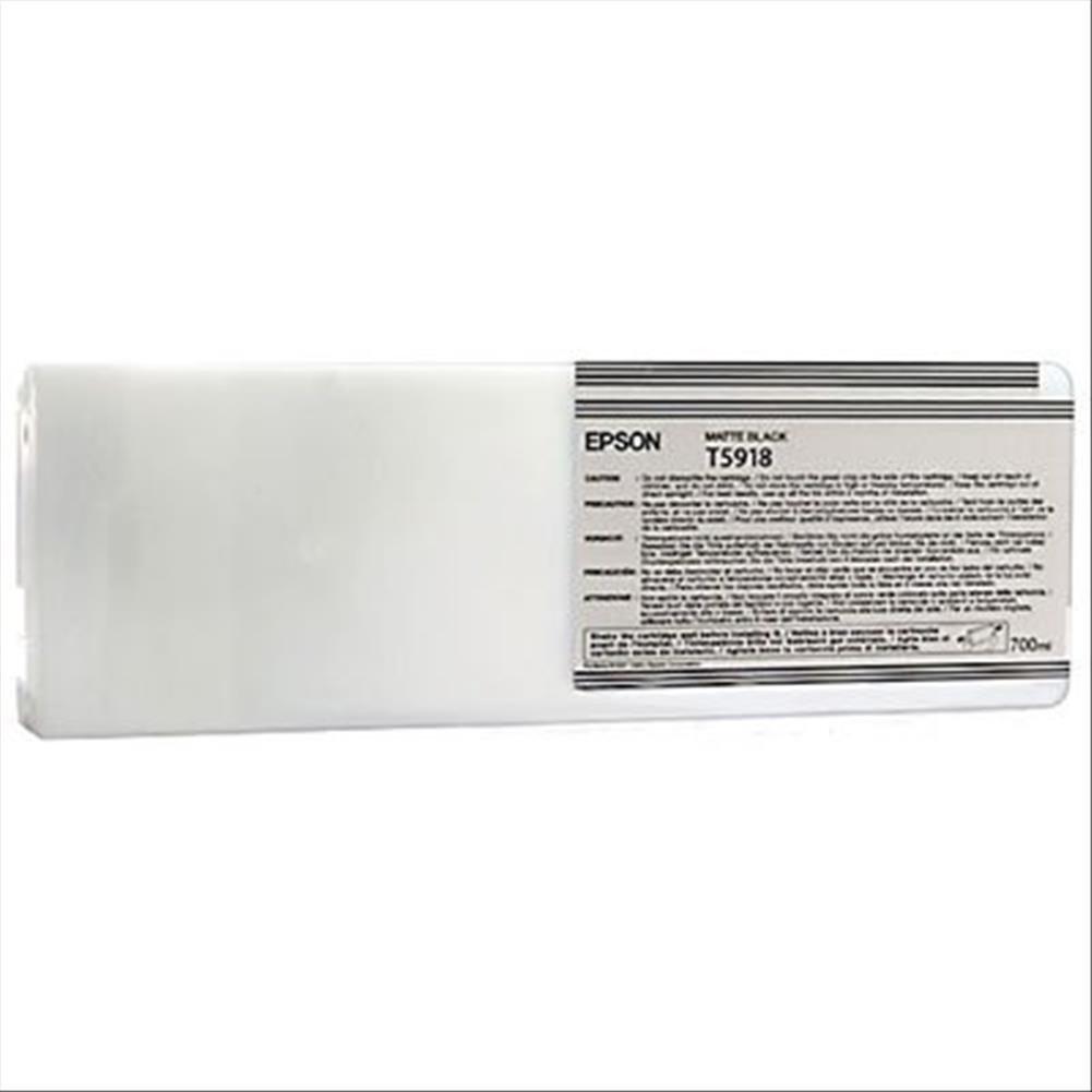Epson Tinte matt schwarz für Pro11880, T591800