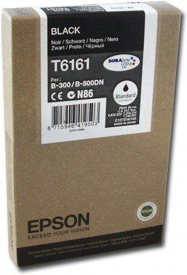 Epson Tinte schwarz für B-300/500DN, T616100