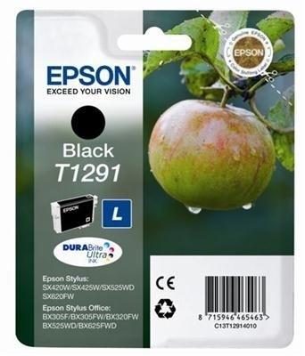 Epson Tinte schwarz für SX525WD, T12914010