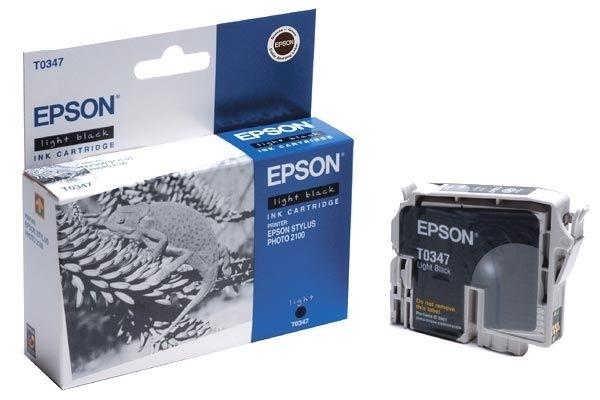 EPSON Tintenpatrone für Stylus Photo 2100, hellsch
