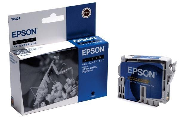 EPSON Tintenpatrone für Stylus Photo 950, black