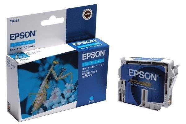 EPSON Tintenpatrone für Stylus Photo 950, cyan