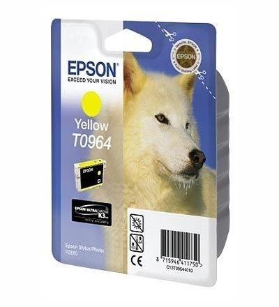 Epson Tintenpatrone gelb für SP R2880, T09644010