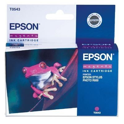EPSON Tintenpatrone magenta - T054340