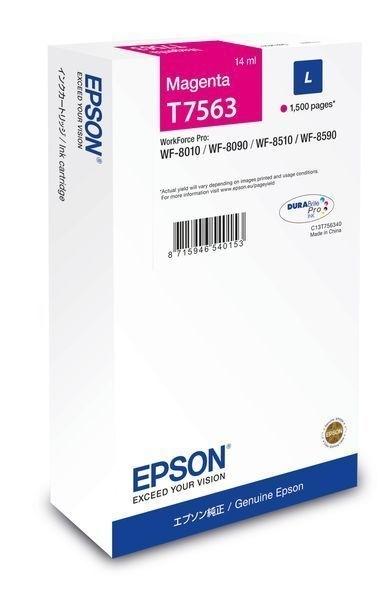 Epson Tintenpatrone magenta L -  C13T756340