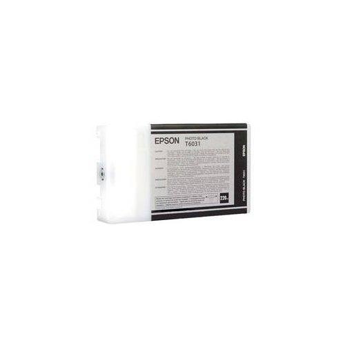 Epson Tintenpatrone matt schwarz, T6031 HC