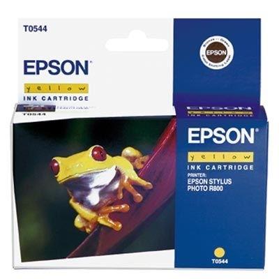 EPSON Tintenpatrone yellow - T054440