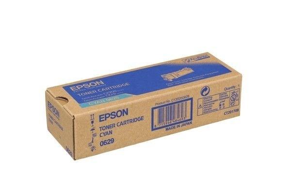 Epson Toner cyan für AcuLaser C2900, C13S050629