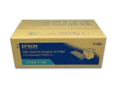 Epson Toner cyan HC für C2800, C13S051160