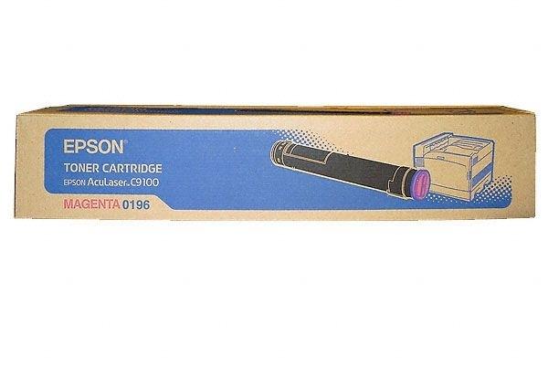 EPSON Toner für AcuLaser C9100, magenta