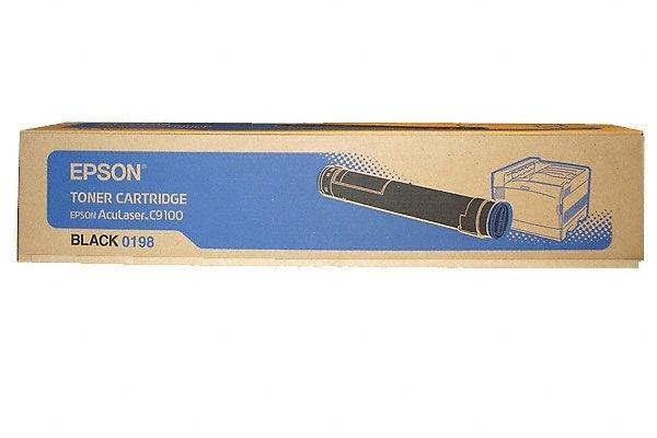 EPSON Toner für AcuLaser C9100, schwarz