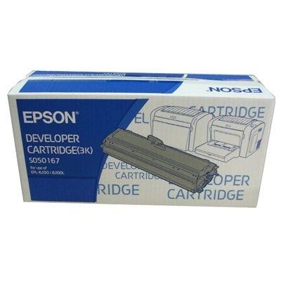 EPSON Toner für EPL-6200 - C13S050167
