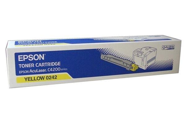 Epson Toner gelb, C13S050242