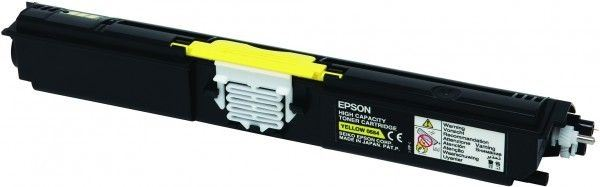 Epson Toner gelb HC für C1600, C13S050554
