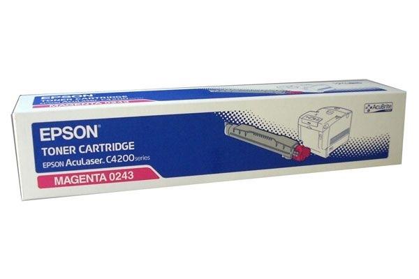 Epson Toner magenta, C13S050243