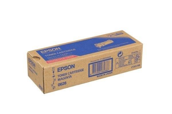 Epson Toner magenta für AcuLaser C2900, C13S050628
