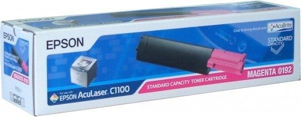 Epson Toner magenta für C1100, C13S050192
