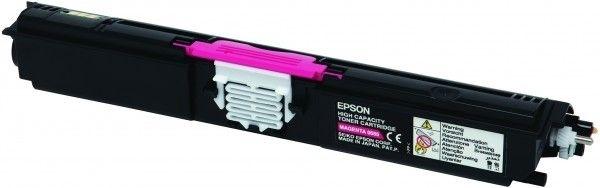 Epson Toner magenta HC für C1600, C13S050555