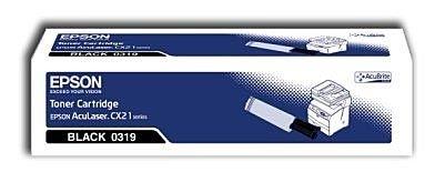 Epson Toner schwarz für CX21N, C13S050319