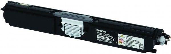 Epson Toner schwarz HC für C1600, C13S050557