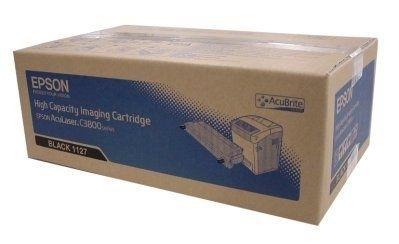 Epson Toner schwarz HC für C3800, C13S051127