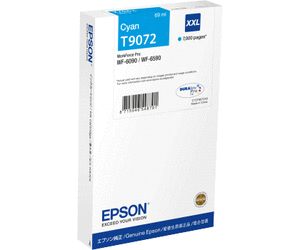 EPSON WF-6xxx Ink Cartridge Cyan XXL