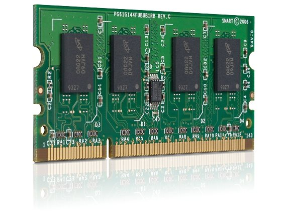 HP 1 GB DDR3 x32 144-Pin 800MHz SODIMM