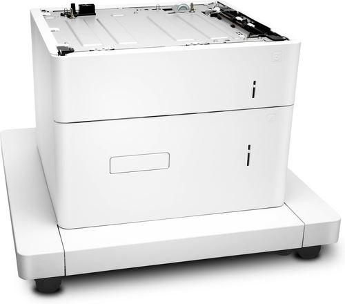 HP 1x550 Blatt u. 1x2000 Blatt HCI Papierzuführung