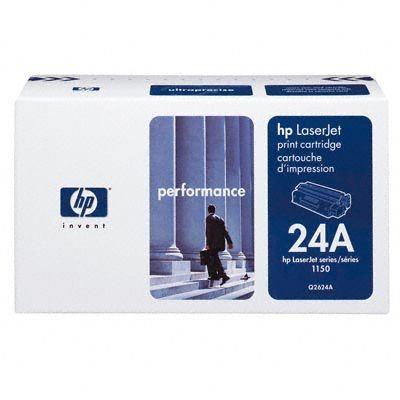 HP 24A original Toner schwarz - Q2624A