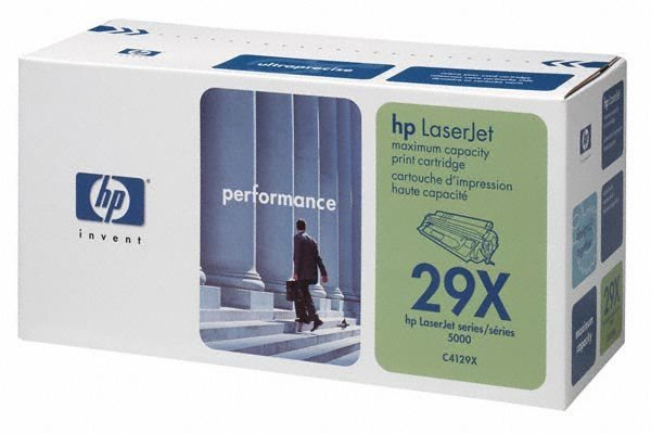HP 29X original HC Toner schwarz - C4129X