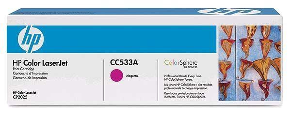HP 304A original Toner magenta - CC533A