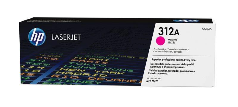HP 312A original Toner magenta - CF383A