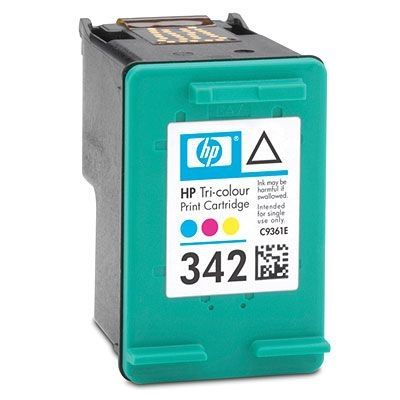 HP 342 Cyan/Magenta/Gelb Original -  C9361E