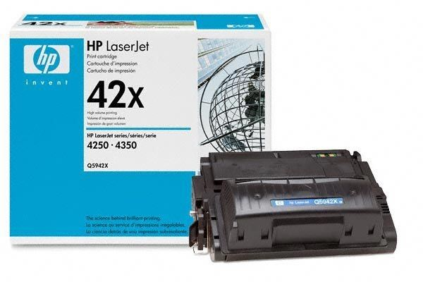 HP Original - Contract Toner schwarz -  Q5942JC