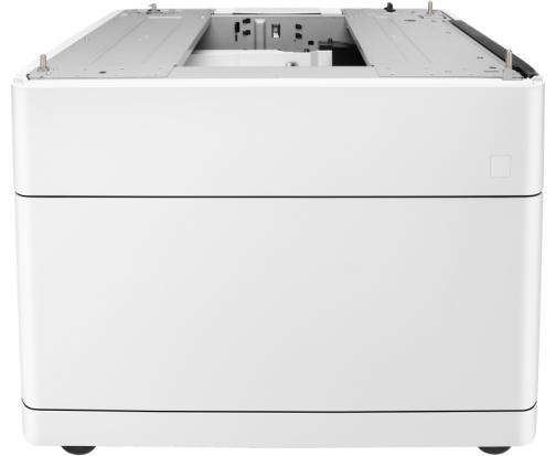 HP 550 Blatt Papierfach und Schrank